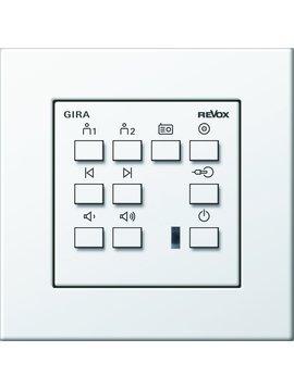 Revox Multiuser Wall Control 218 System 55