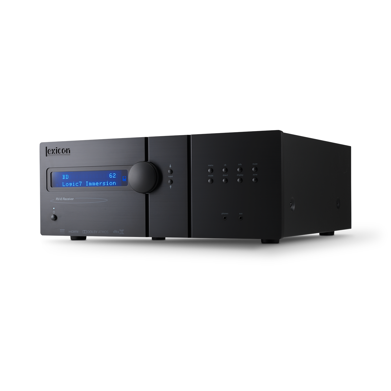 Lexicon RV - 6 Surround Sound Receiver