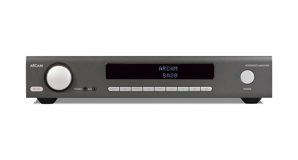 Arcam SA 20 Integrated Amplifier Type Class G