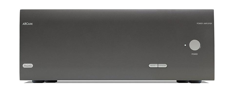 Arcam PA 240 Two Channel Class G Power Amplifier