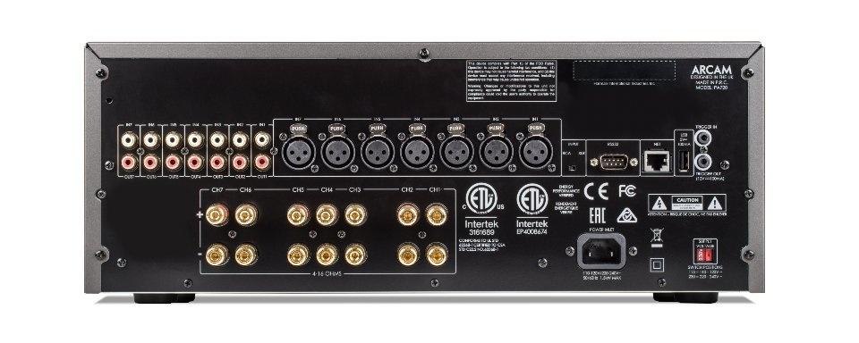 Arcam PA 720 Class G Power Amplifier