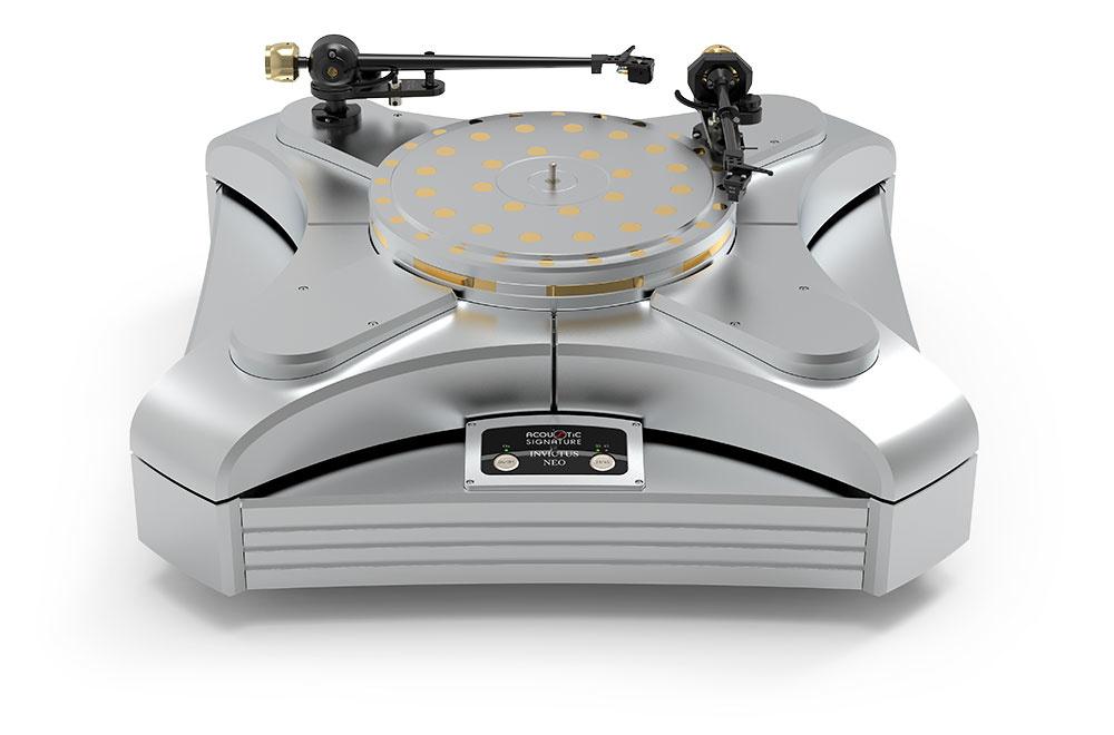 Acoustic Signature Invictus NEO Turntable