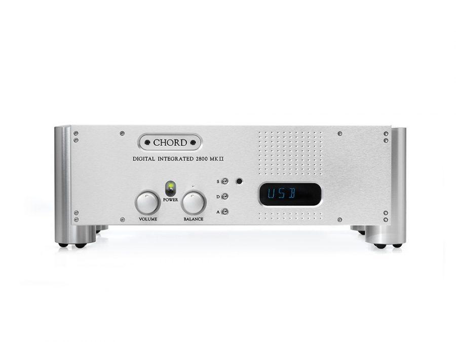 Chord Electronics Ltd. 120W Integrated Amplifier