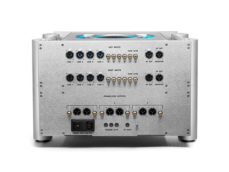 Chord Electronics Ltd. Eight Input Preamp