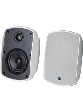"Russound 5B65-W 6.5"" Outdoor Rated Speakers"