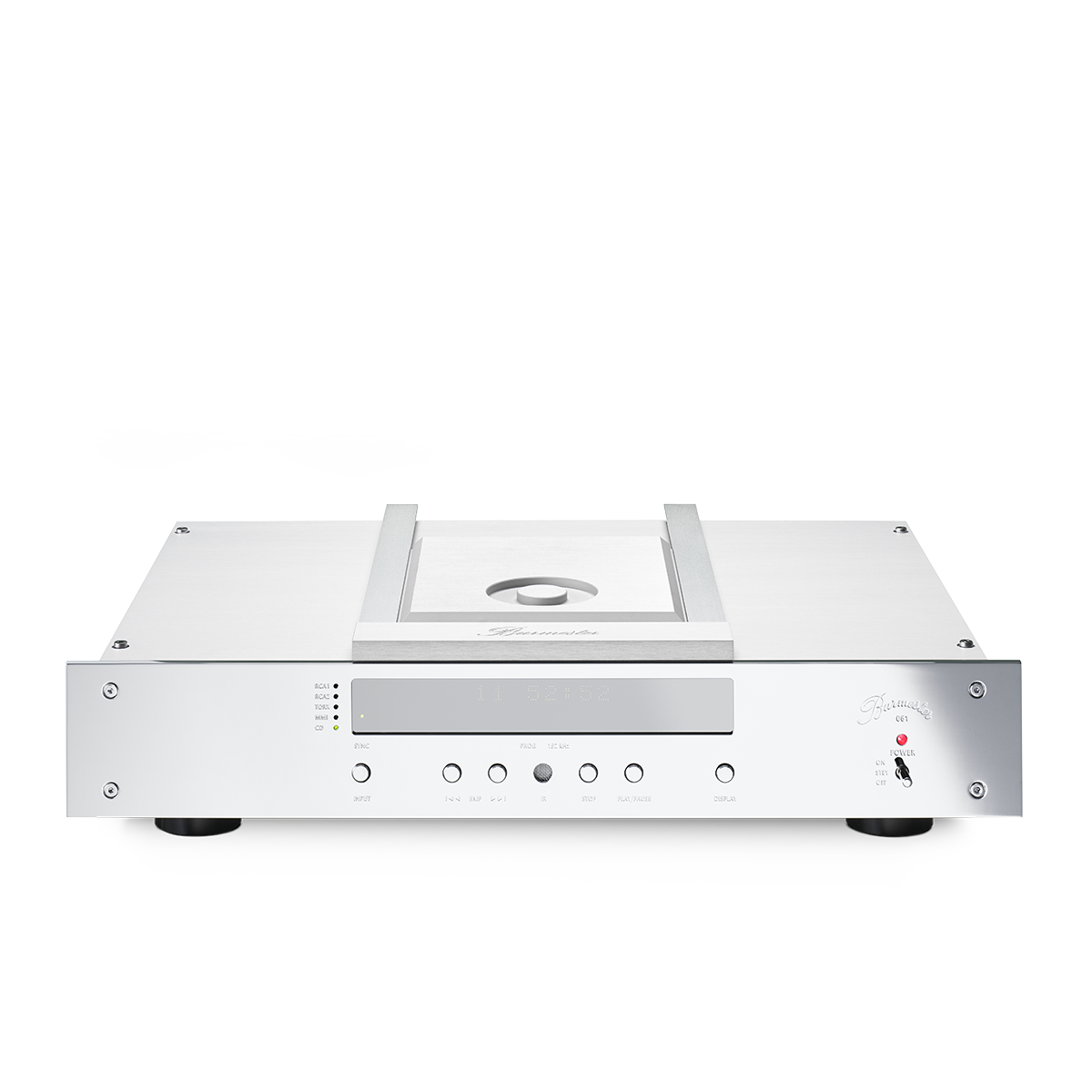 Burmester Classic 061 Top Loader CD Player
