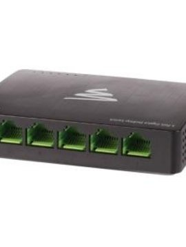 Luxul XGS-1005 5-Port Gigabit Desktop Switch