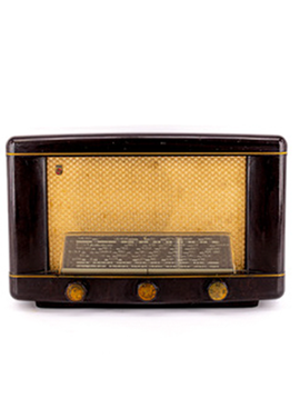 Philips Vintage Bluetooth Radio