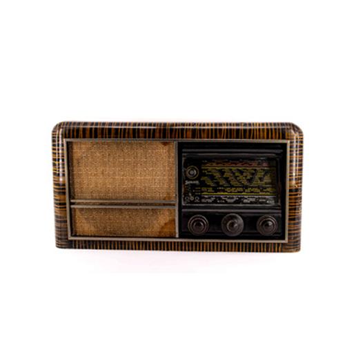Sonora Vintage Bluetooth Radio