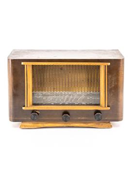 RTA Vintage Bluetooth Radio