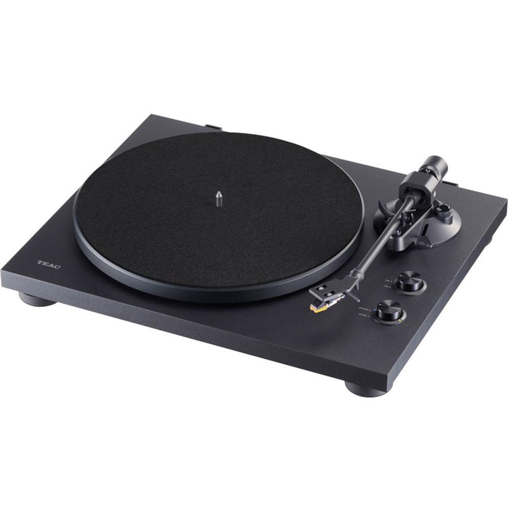 TEAC TN280BTA3 Belt Drive Turntable with Built In Phono EQ & Audio Technica Cartridge