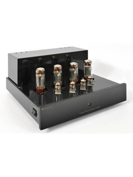 PrimaLuna Prologue Premium Pre-amplifier, Black