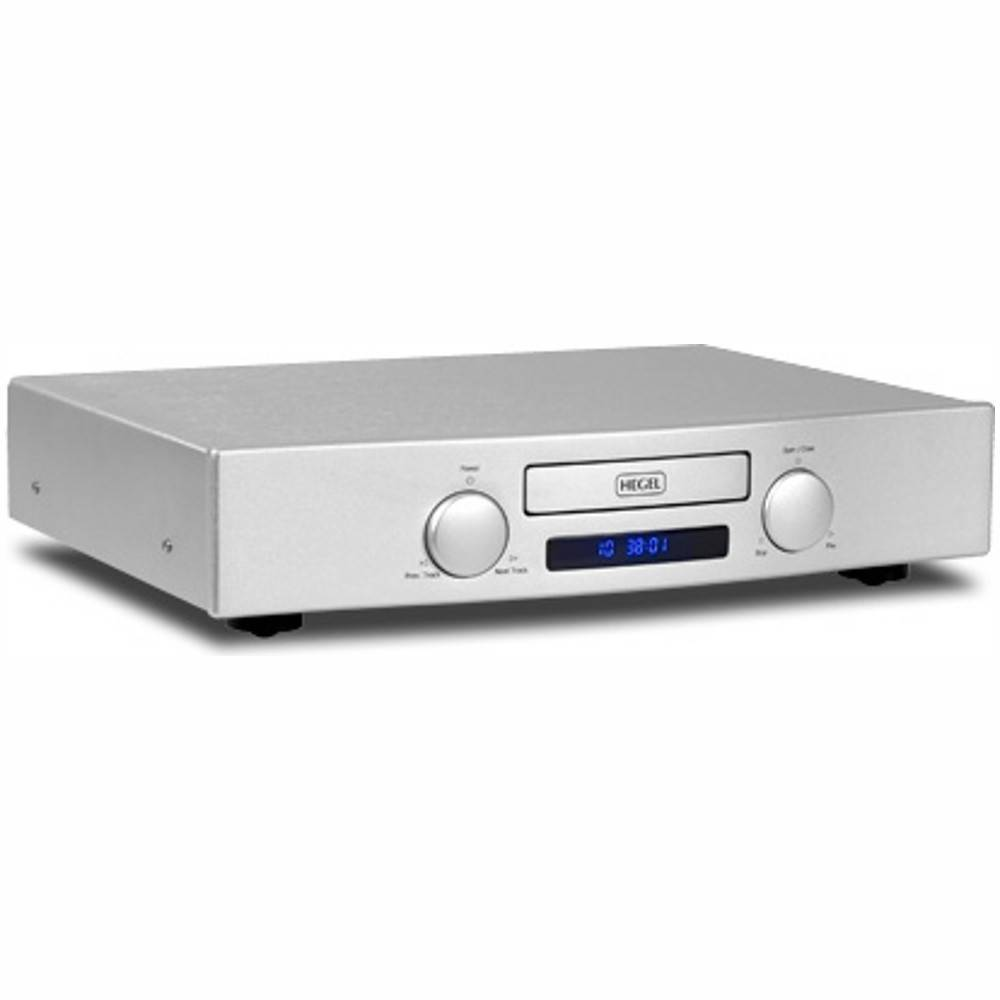 Hegel Mohican Native Reference CD-Player, Silver