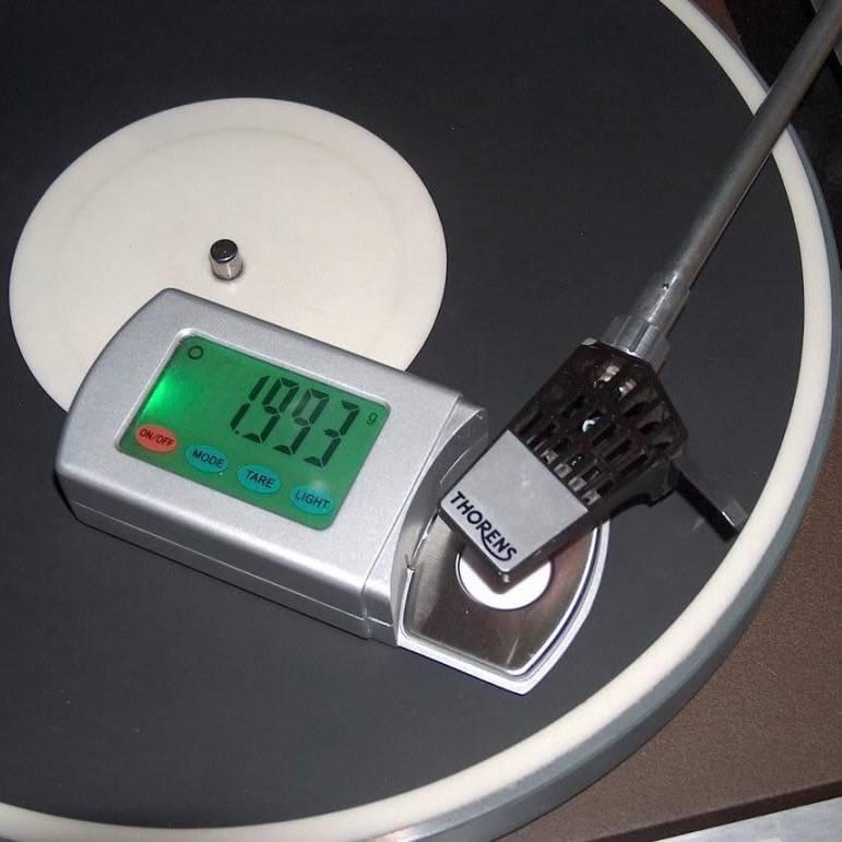 Stylus Force Gauge Phono Cartridge Setup Tool