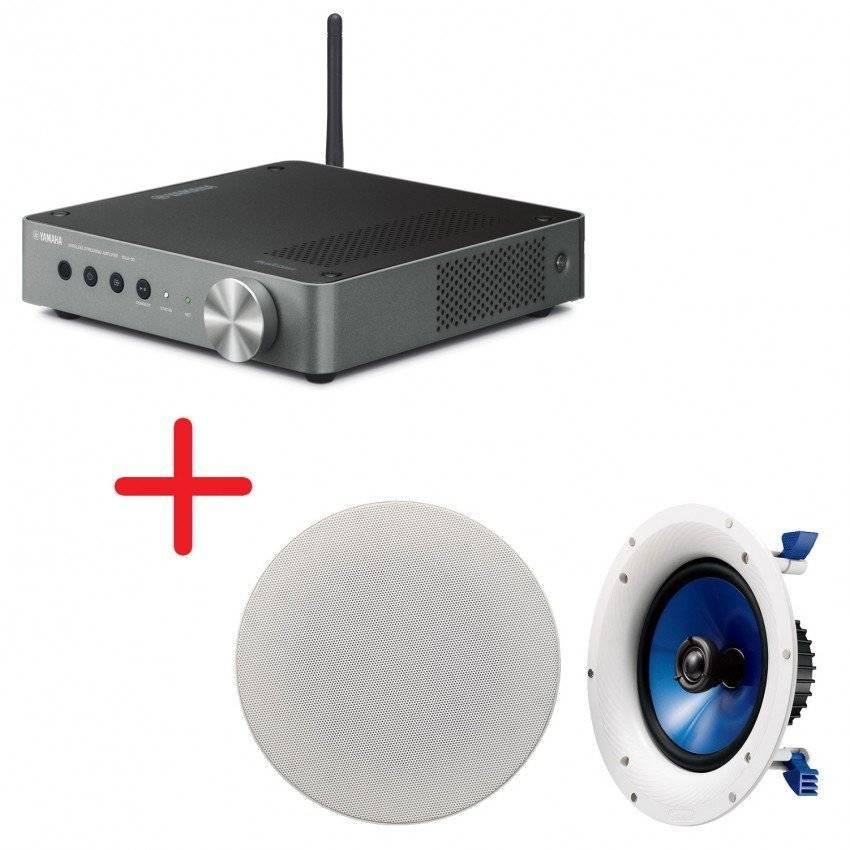 Yamaha WXA-50 Wireless Streaming MusicCast Amplifier