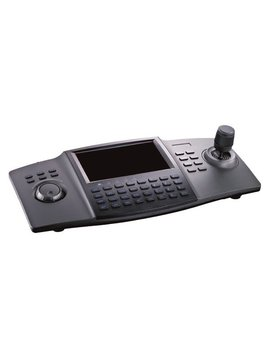 "LTS LTS Keyboard for LTS & Hikvision IP PTZ Cameras with 7"" Touchscreen,  PTZKB836"