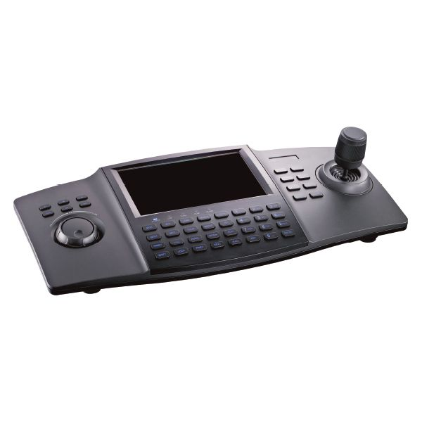 "LTS Keyboard for LTS & Hikvision IP PTZ Cameras with 7"" Touchscreen,  PTZKB836"