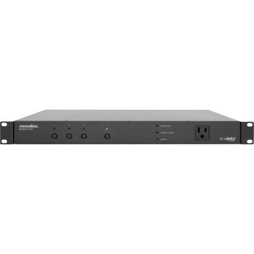 Panamax M4000-PRO 15 Amp Power Control, Bluebolt