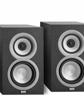 Elac UNI-FI UB51 Bookshelf Speakers, Black