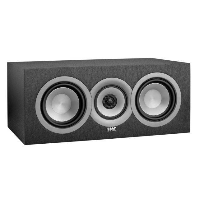 Elac UNI-FI  UC51 Center Speaker, Black