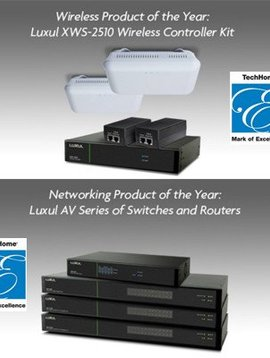 Luxul XWS-2510 Controller Kit with XWC1000 & two XAP1510 Access-points