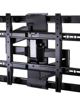 """Omnimount Articulated Heavy Duty Low-Profile Wall-Mount for TV's up to 85"""", OE150FM"""
