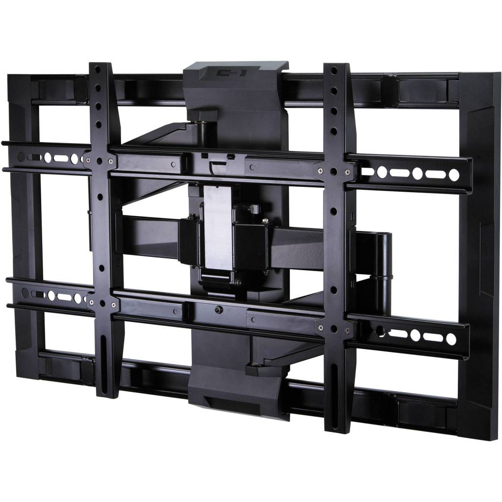 "Omnimount Articulated Heavy Duty Low-Profile Wall-Mount for TV's up to 85"", OE150FM"