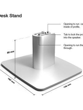 Dynaudio Xeo Desk Stand