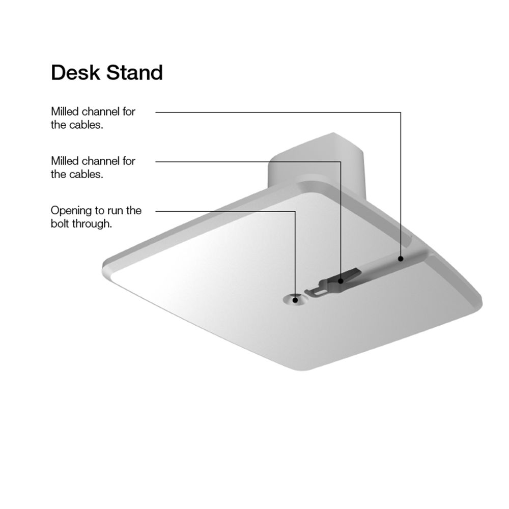 Dynaudio Xeo Desk Stand (sold in pairs)