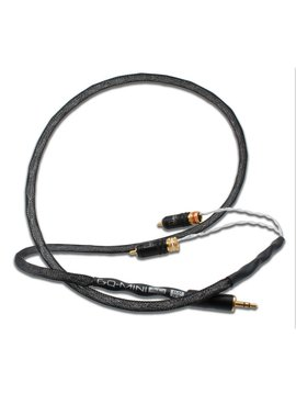 Kimber Kable GQ Mini Ag Cable ( gold plated 3.5mm-WBT0114 )