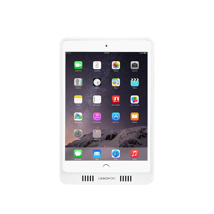 iPort LaunchPort AM.2 Sleeve for iPad Mini 1,2,3 & 4, White,