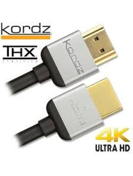 Kordz High Speed 4K HDMI Cable with Ethernet