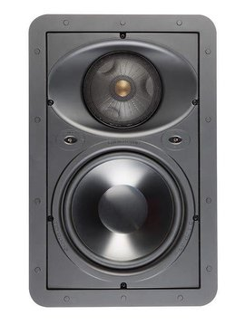 "Monitor Audio W280-IDC 3-way 8"" Trim-less Full Range In-Wall Speaker"