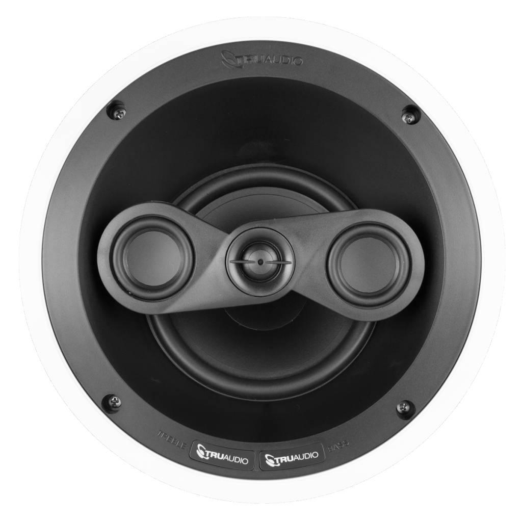 TruAudio REV6P-LCR.1 3-way In-ceiling Speaker
