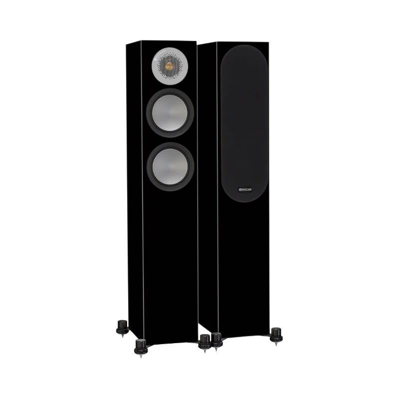 Monitor Audio Silver 200 in High Gloss Piano Black