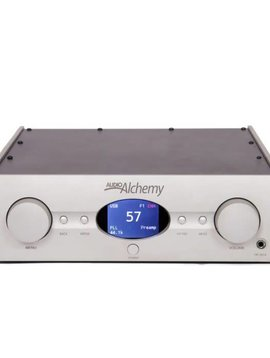 Audio Alchemy DDP-1 Digital Decoding Preamp / DAC / Headphone Amp