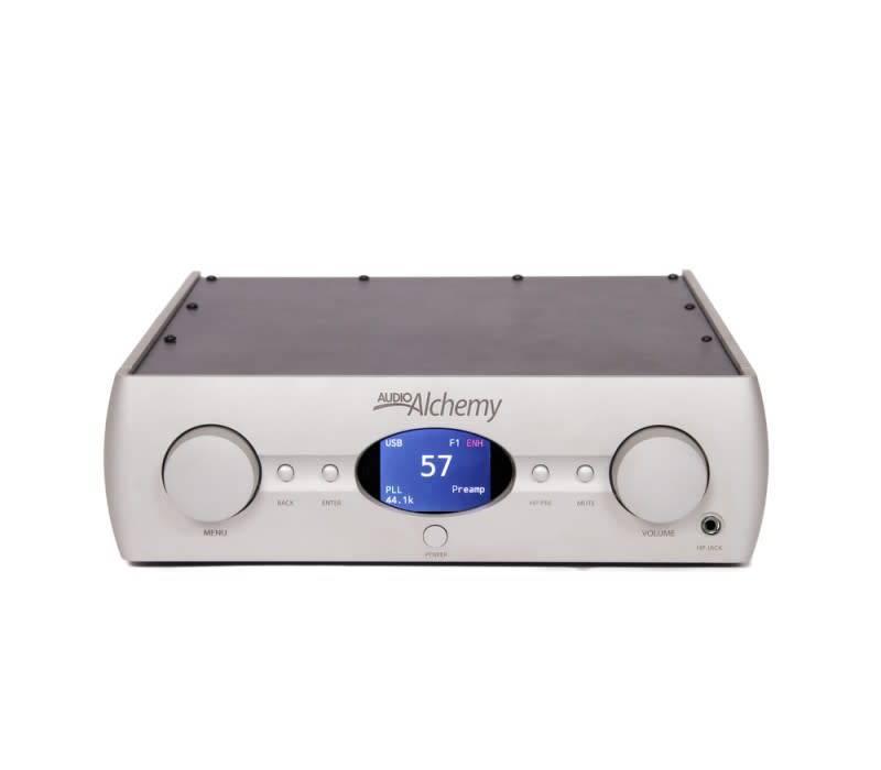 DDP-1 Digital Decoding Preamp / DAC / Headphone Amp