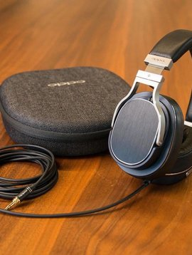 Oppo PM-3 Closed Back Planar Magnetic Headphones ( Black )