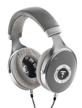 Focal Clear Open Back Headphone