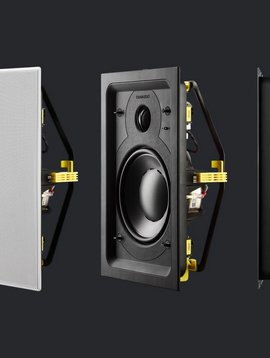 Dynaudio Studio Series S4-W80 In-wall speaker