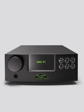Naim Audio DAC-V1 Asynchronous USB DAC/Digital Preamp/Headphone Amp