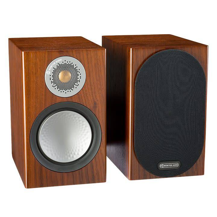 Monitor Audio Silver 50 Bookshelf Speaker (Pair)