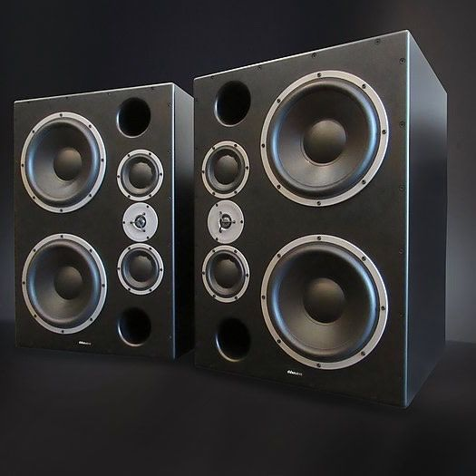Dynaudio Cinema Master 60 High End Home Theater Speaker ( Sold Each )