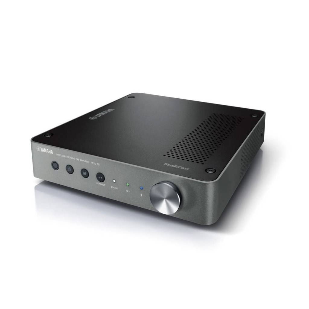 Yamaha WXC-50 Wireless Streaming MusicCast Pre-Amplifier