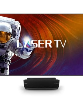 Hisense 4K Ultra HD Smart Laser TV 100L8D