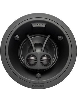 Dynaudio Dual Voice Coil In-ceiling speaker, S4-DVC65