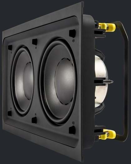 Dynaudio Studio Series S4-LCR65W In-wall speaker