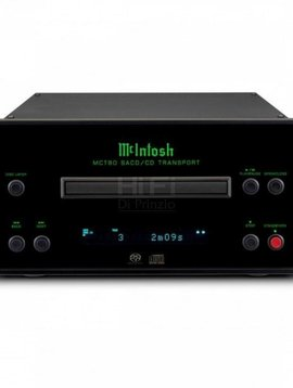 McIntosh MCT80 SACD/CD Transport