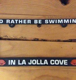 La Jolla Cove License Plate Frame