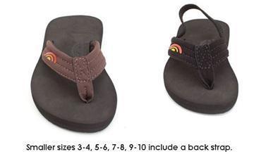 17157ce4eb5d Rainbow Sandals Rainbow Kids GromBow - La Jolla Swim and Sport